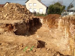 creuser terrain rocheux