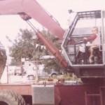 Christophe Anjoubault - 1974 - Poclain LY80