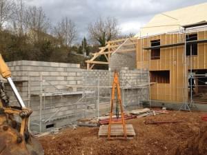 construction et terrassement
