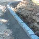 Pavés granit brut