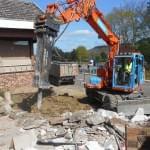 marteau piqueur pour démolition